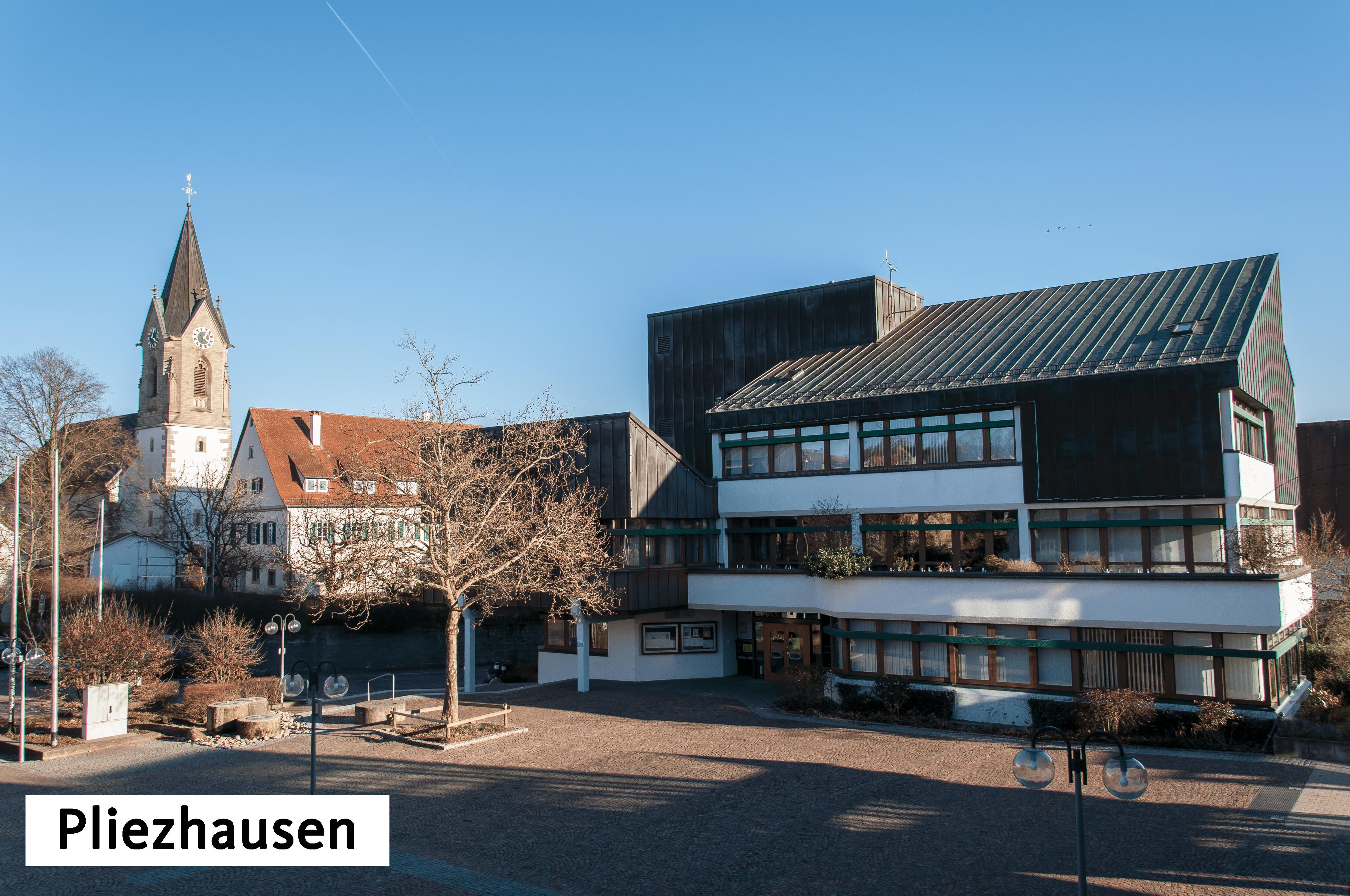 Rathaus Pliezhausen