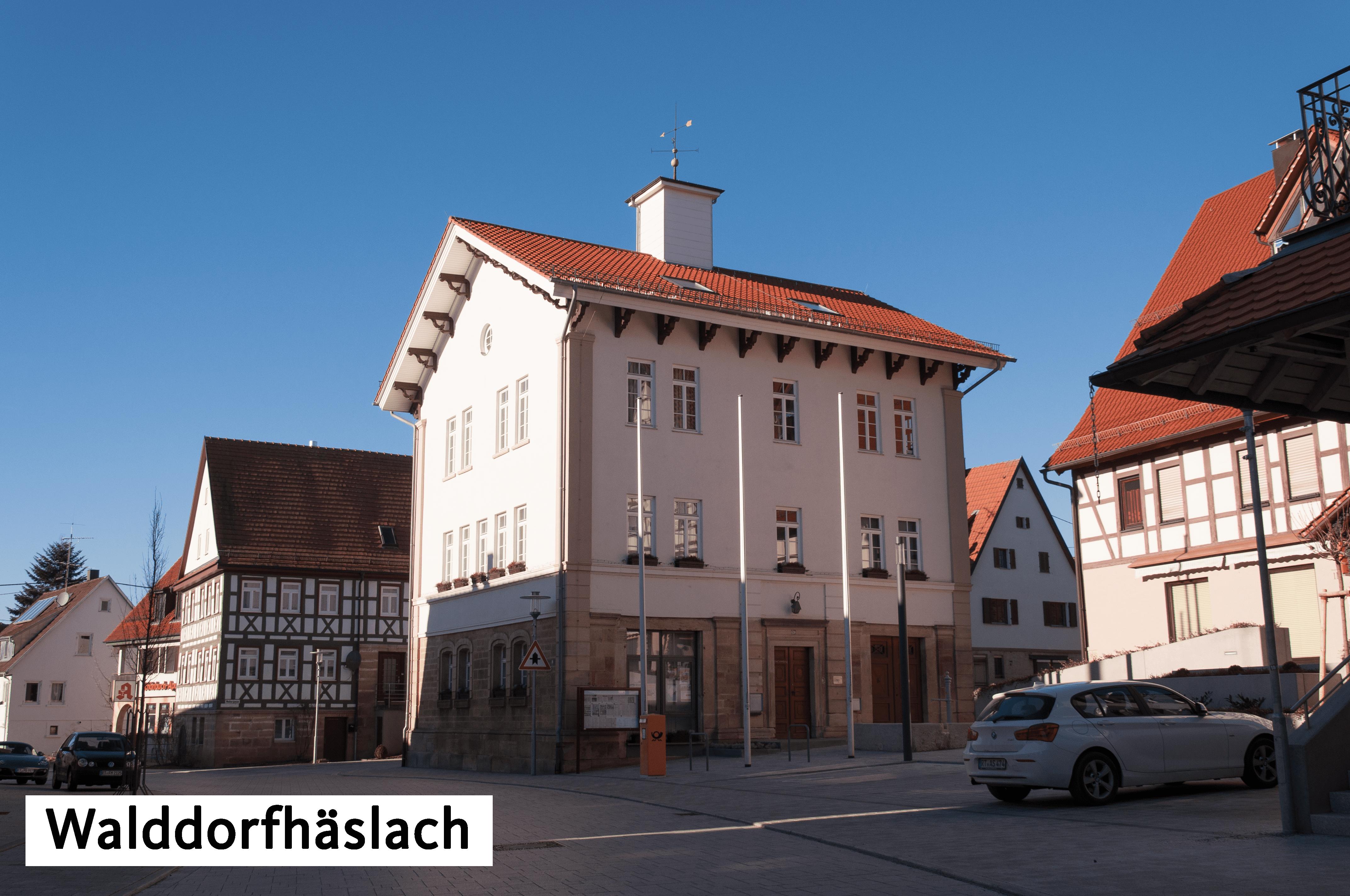 Rathaus Walddorfhäslach