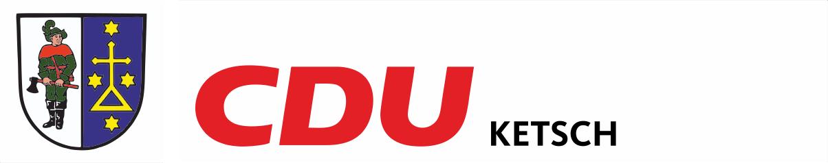Logo von CDU Gemeindeverband Ketsch